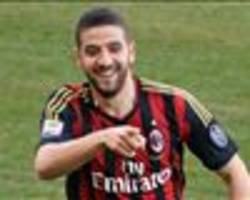 Adel Taarabt: I want to stay at Milan for a long time