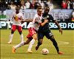 Vancouver Whitecaps 4-1 New York Red Bulls: Robinson off the mark with a win