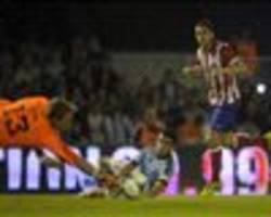 Celta 0-2 Atletico Madrid: Villa double sends Colchoneros top