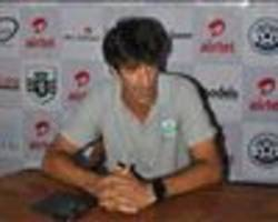 oscar bruzon: sporting will get full points against dempo if we stick to our plan