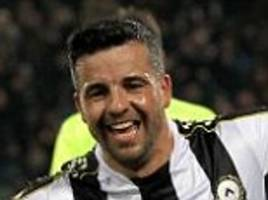 udinese 1-0 ac milan: antonio di natale's second-half winner downs mario balotelli and co