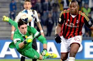 AC Milan suffers second straight defeat before Atletico clash