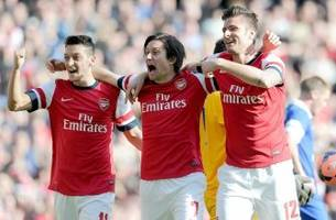Arsenal's FA Cup win restores team's belief