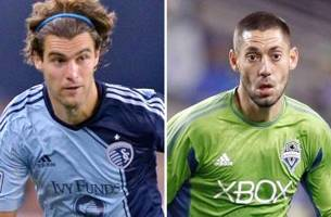 LIVE: Seattle Sounders take on Sporting KC in first MLS match of 2014