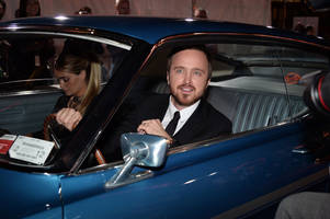 Aaron Paul's career shifting into overdrive