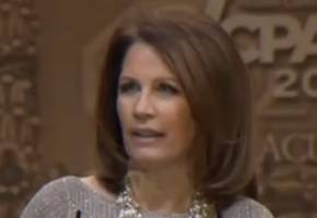 Bachmann at CPAC: Conservative Moment 'at Its Core Is an Intellectual Movement'