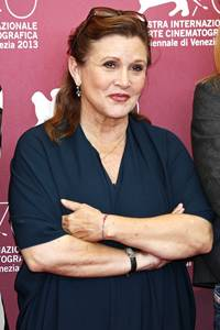 Carrie Fisher to Film 'Star Wars Episode 7' in London for Six Months