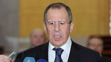 Ukraine crisis 'created artificially: Russia's Foreign Minister