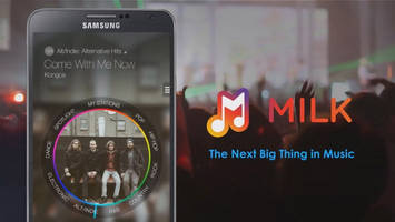 Samsung Milk music streaming service for Galaxy smartphones launched