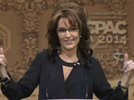 **live updates** sarah palin closes out 2014 cpac