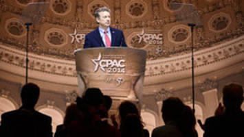 Sen. Rand Paul top dog at CPAC