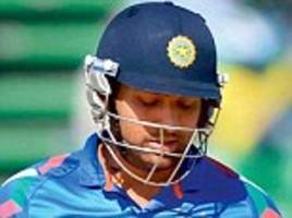 Failures galore: Indian players lose their form since South Africa tour