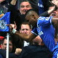 eto'o, hazard and ba give chelsea win