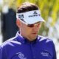 Poulter rants on Twitter, Matsuyama apologises