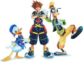 Kingdom Hearts survey wants you to help shape the future of the franchise