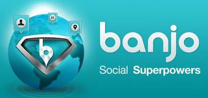 Banjo updates mobile apps to create TiVO for social media