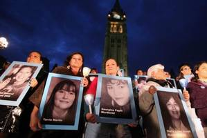 Conservatives reject inquiry for murdered, missing aboriginal women
