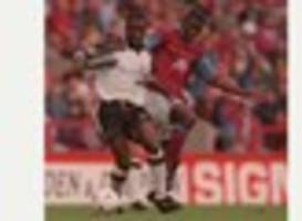 former derby county midfielder chris powell has wembley in his...