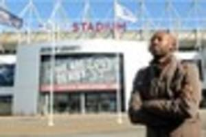 with video: derby county welcome back wanchope - relive that...