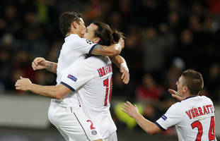 psg beats bastia 3-0 in ligue 1